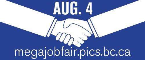 Aug. 4 - megajobfair.pics.bc.ca